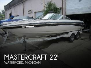 Mastercraft Maristar 225 VRS