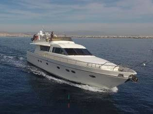 Custom Posillipo-Rizzardi Technema 67'
