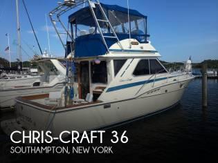 Chris-Craft 36