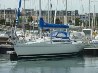 Beneteau First 305 lift keel