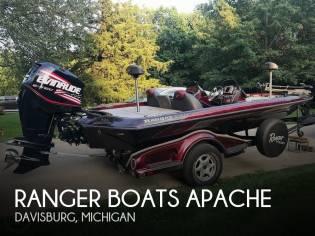 Ranger Boats Apache 519 VX
