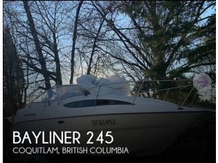 Bayliner 245 Sunbridge