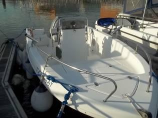 STAR FISHER 540 OPEN + CARRO