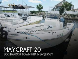 Maycraft 2000 Center Console