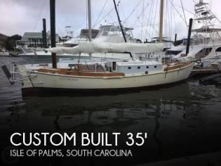 Custom Built Gaff Rigged Sloop