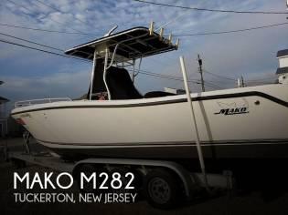 Mako 282 Center Console