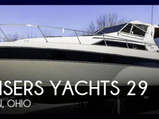 Cruisers Yachts 296 Avanti Vee