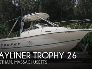 Bayliner Trophy 26