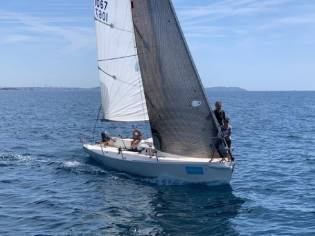 J Boats J/80 Deckmetal