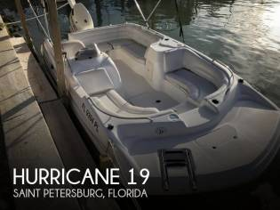 Hurricane 188 Sundeck Sport