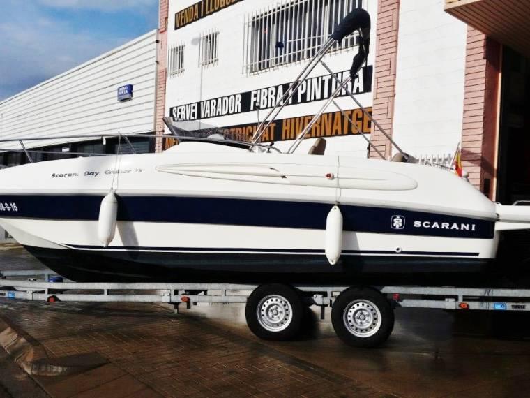 Scarani Day Cruiser 25