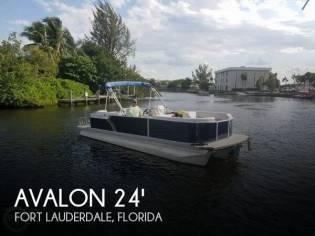 Avalon Catalina LSZ 24 Quad Lounge