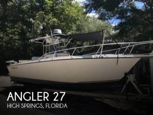 Angler 274 Center Console