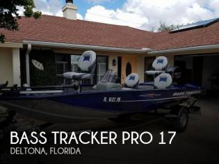 Bass Tracker Pro PRO TEAM 175 TF
