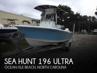 Sea Hunt 196 Ultra