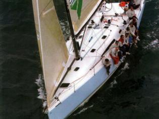 MC 46 Race Carbon SeaWonder