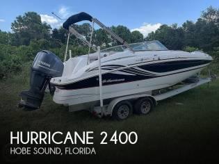Hurricane Sundeck 2400