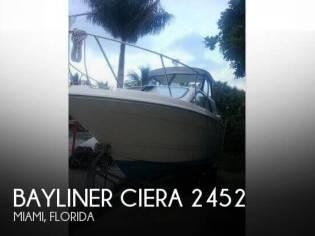 Bayliner Ciera Classic 2452