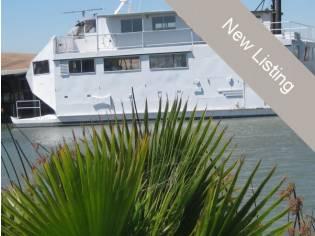 Custom Built Catamaran