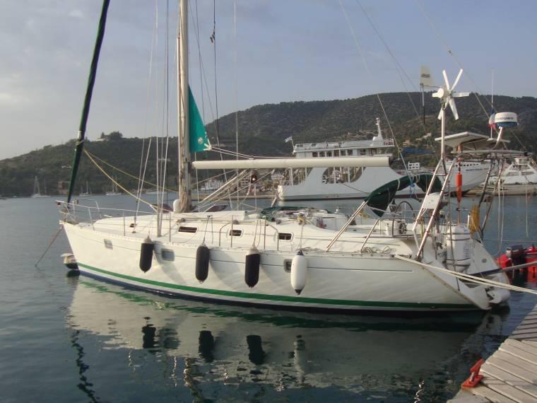 Oceanis 400