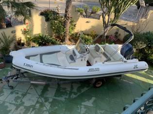Joker Boat Clubman 24'