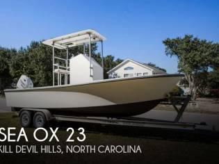 Sea Ox 23 Center Console