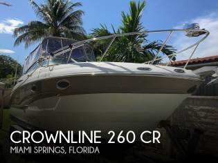 Crownline 260 CR