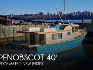 Penobscot Boat Works Penbo CHB 40