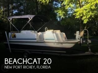 Beachcat 20 saltwater