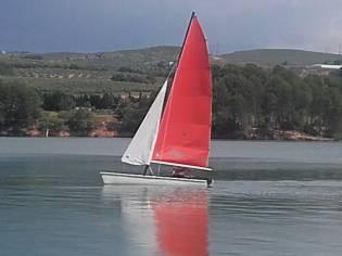 catamaran ligero