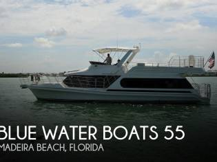 Blue Water Boats 55