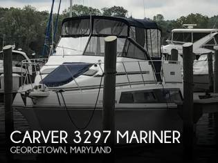 Carver 3297 Mariner