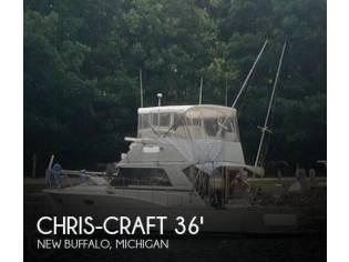 Chris-Craft 36 Sports Cruiser
