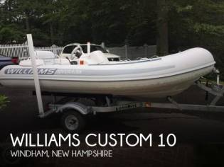 Williams Custom TurboJet 325