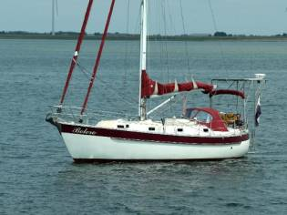 Custom Coast 34 Double Ender