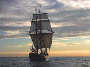 Clipper Schooner