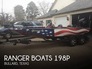 Ranger Boats 198P
