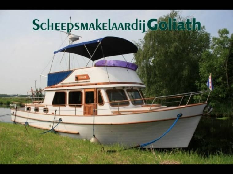 AMS Trawler 37