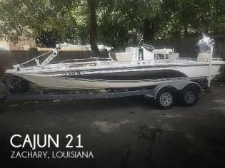 Cajun 2100 Fishmaster