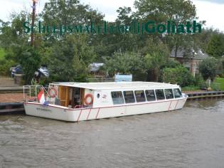 Rondvaartboot 20.00