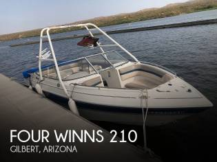 Four Winns Horizon 210