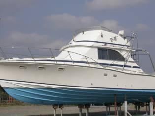 Bertram Yacht 38 Fly
