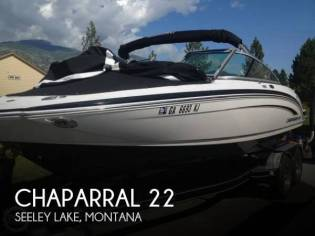 Chaparral 216 SSI WT