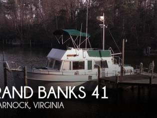 Grand Banks 42 Classic
