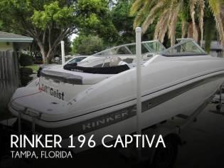 Rinker 196 Captiva
