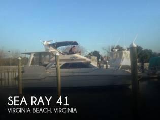 Sea Ray 41