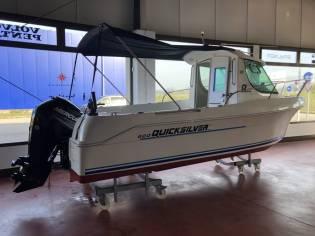 Quicksilver 620 Pilothouse Timonier