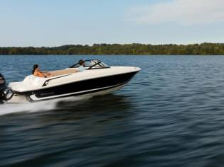 VR4 Aussenborder Modell Neues Modell von Bayliner