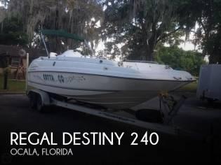 Regal Destiny 240