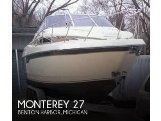 Monterey Cruiser 276